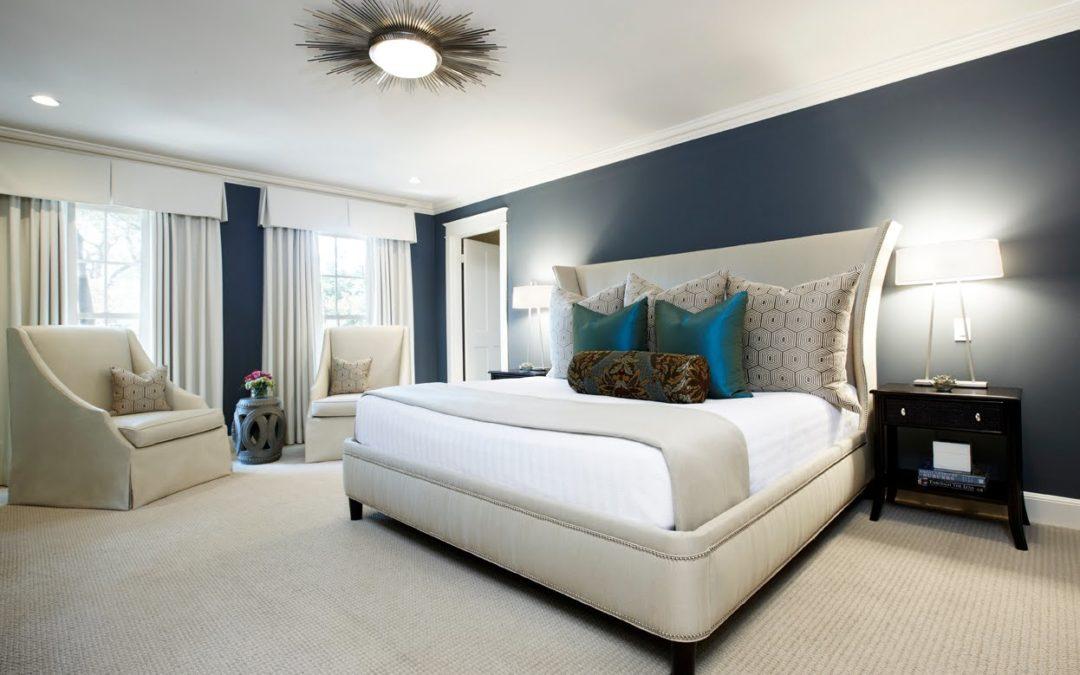 How to improve lighting in bedroom