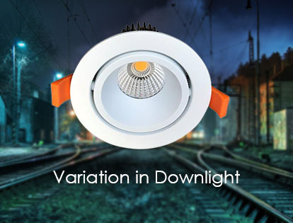 Variation-downlight