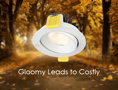 Gloomy leads to costly