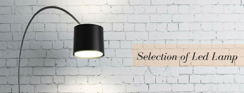 Selection of Led Lamp