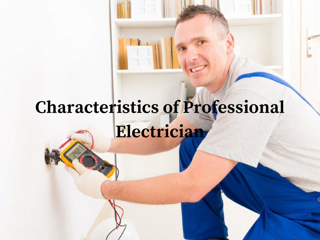 Image result for Professional Electrician?