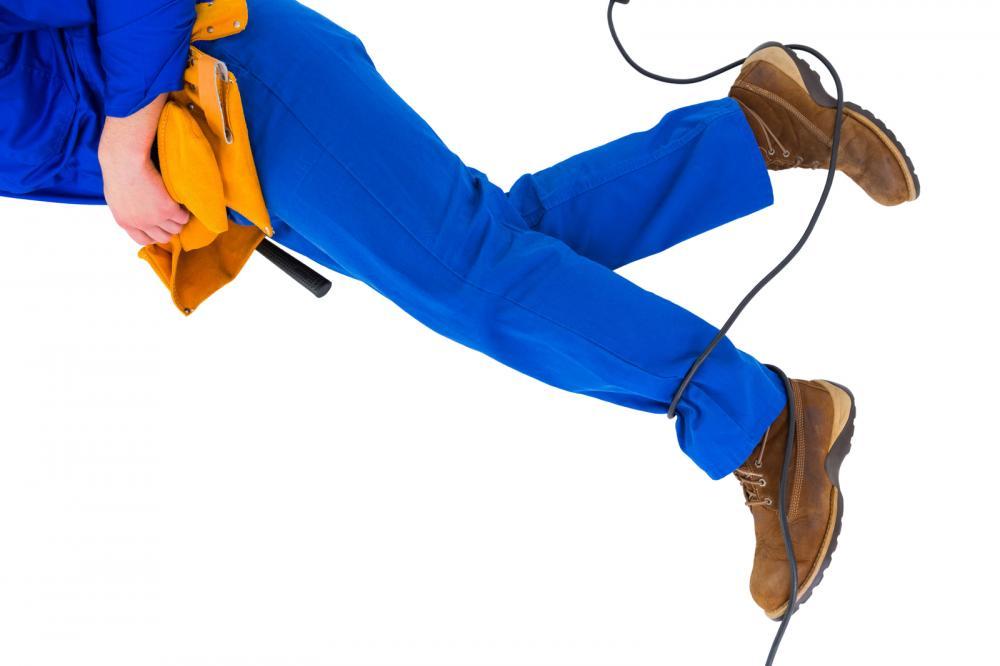 electrician-walking