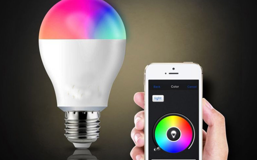 How to use Bluetooth Smart in Industrial Lighting