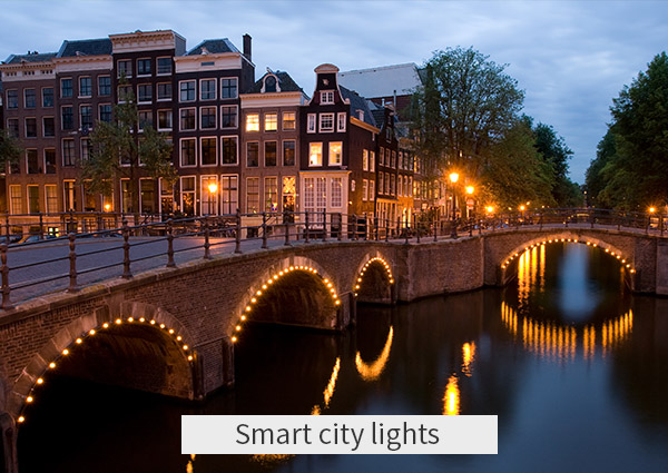 Smart-city-lights
