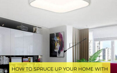 HOW TO SPRUCE UP YOUR HOME WITH AMAZING AMBIENT LIGHTING